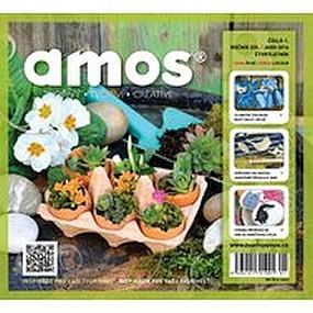 Časopis Tvořivý Amos 1/2016