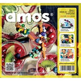 Časopis Tvořivý Amos 2/2016