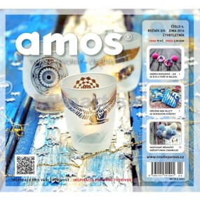 Časopis Tvořivý Amos 4/2016
