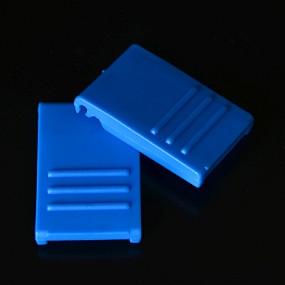 Zavírání pro BOX S / M / L světle modré (2 ks)