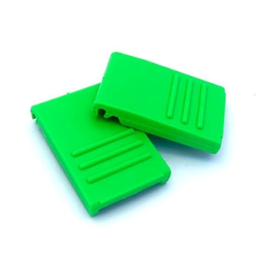 Zavírání pro BOX S / M / L světle zelené (2 ks)