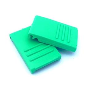 Zavírání pro BOX S / M / L mentolově zelené (2 ks)