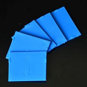 Přihrádky pro BOX vel. M světle modré (5 ks)