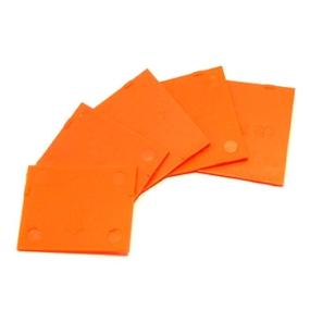 Přihrádky pro BOX vel. M oranžové (5 ks)