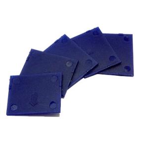 Přihrádky pro BOX vel. M tmavě modré (5 ks)