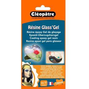 Křišťálová pryskyřice Cleopatre Glass Lack 150ml