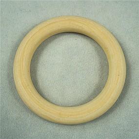 Dřevěný kruh / obruč na lapač snů 3,0cm