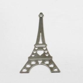Přívěsek Eiffelova věž 33x16mm chirurgická ocel