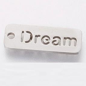 Přívěsek Dream 17x6mm chirurgická ocel