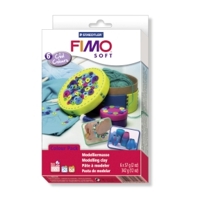 FIMO soft trend sada STUDENÉ BARVY 2017