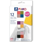 FIMO soft sada 12 barev 25g Fashion