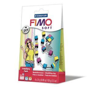 FIMO šperková sada Kostky
