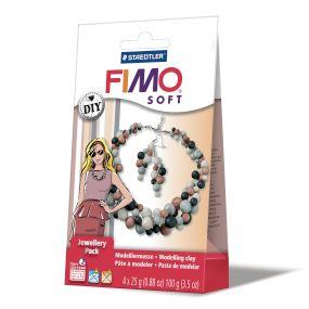 FIMO šperková sada Perly
