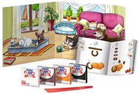 FIMO Kids Form&Play Mazlíčci