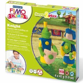 FIMO Kids Form&Play Rytíři
