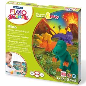 FIMO Kids Form&Play Dinosauři