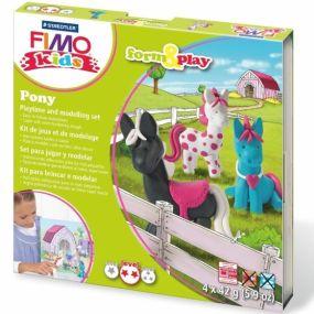 FIMO Kids Form&Play Poníci