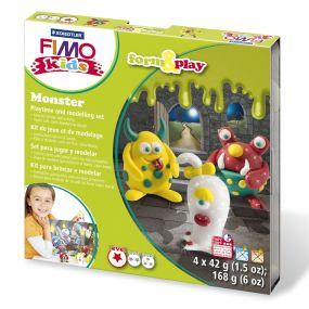 FIMO Kids Form&Play Příšerky