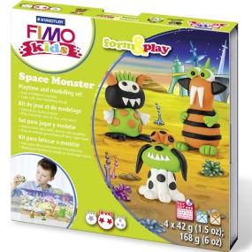 FIMO Kids Form&Play Vesmírné příšerky