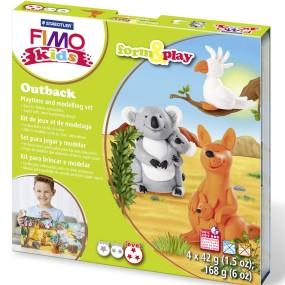 FIMO Kids Form&Play Zvířátka z Austrálie