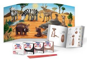 FIMO Kids Form&Play Zvířátka ze Savany