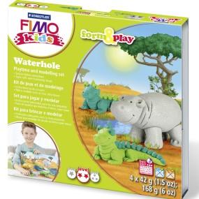 FIMO Kids Form&Play Zvířátka z Afriky