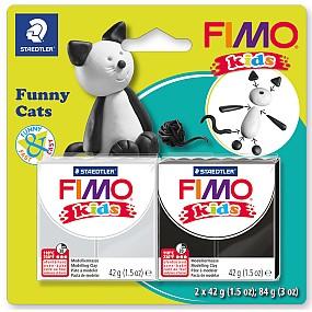 FIMO Kids Funny kočka