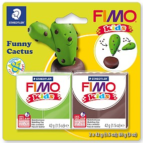 FIMO Kids Funny kaktus