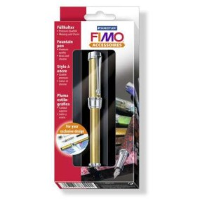 FIMO plnící pero k dekorování fimo hmotou