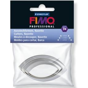 FIMO vykrajovátka - špičatý ovál