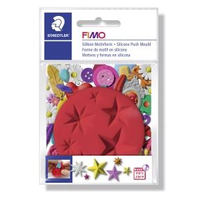 FIMO silikonová vytlačovací forma hvězdy