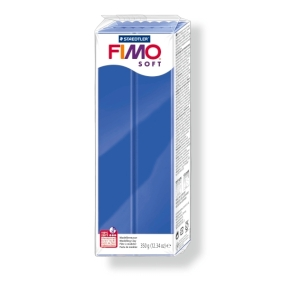 FIMO soft č. 33 modrá 350g