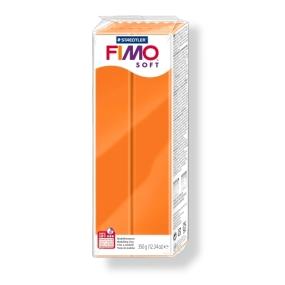 FIMO soft č. 42 oranžová 350g