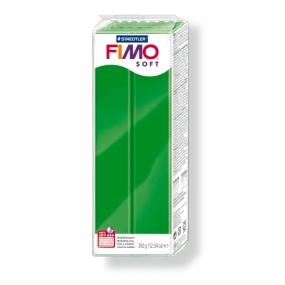 FIMO soft č. 53 zelená 350g