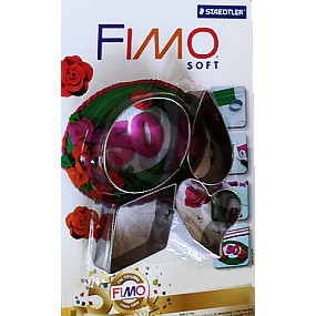FIMO sada 4ks vykrajovátek