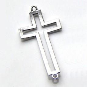 Mezidíl kříž 55x28mm