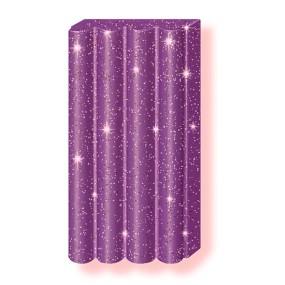 FIMO effect č. 602 fialová se třpytkami 25g