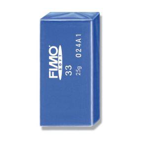 FIMO soft č. 33 modrá 25g
