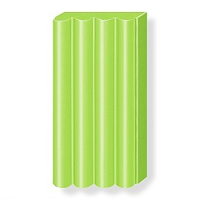FIMO soft č. 50 světle zelená 25g