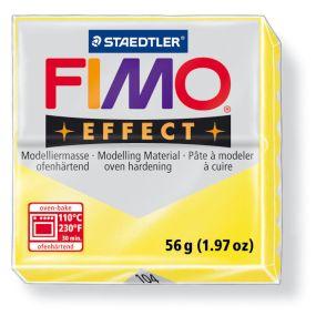 FIMO effect č. 104 transparetní žlutá 57g