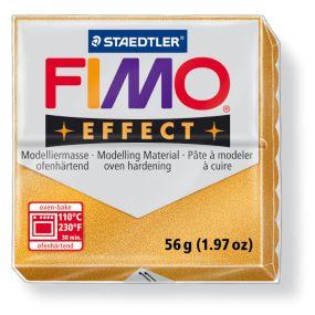 FIMO effect č. 11 metalická zlatá 57g