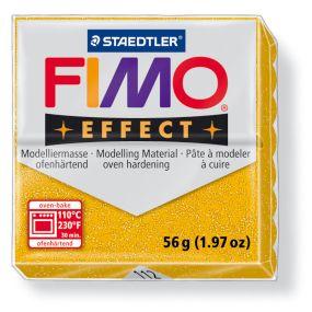 FIMO effect č. 112 zlatá se třpytkami 57g