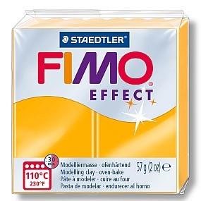 FIMO NEON oranžová 57g