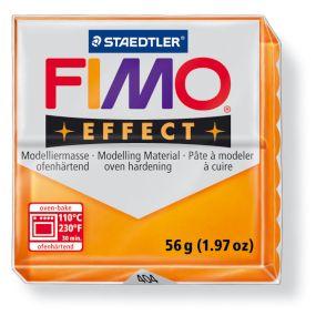 FIMO effect č. 404 transparentní oranžová 57g