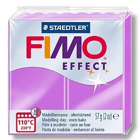 FIMO NEON purpurová 57g