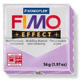 FIMO effect č. 605 pastel lila 57g