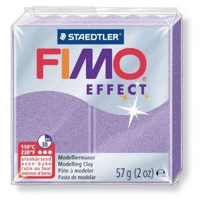 FIMO effect č. 607 lila perleťová 57g