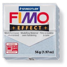 FIMO effect č. 812 stříbrná 57g