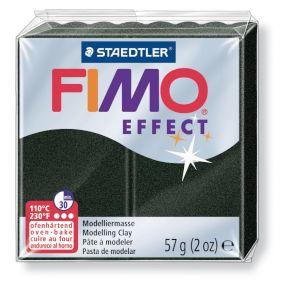 FIMO effect č. 907 černá perleťová 57g