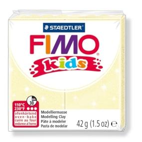 FIMO kids č. 106 perleťová žlutá 42g
